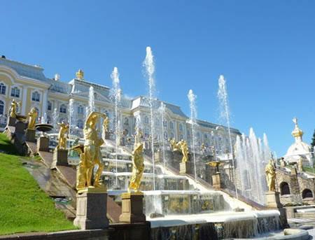 全球十大最美噴泉 - 每日頭條