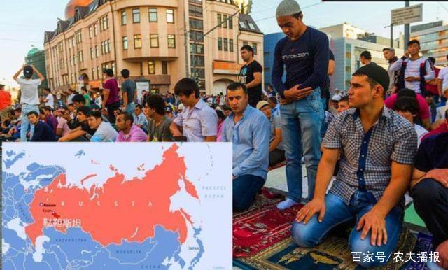 俄羅斯穆斯林人口那麼多,為何卻不鬧獨立或鬧事主要原因有三點 - 每日頭條