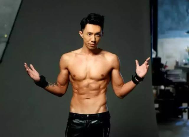 這些來自TVB的「肌」佬,哪個最合你的胃口? - 每日頭條