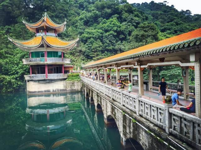 廣東肇慶最美的十大著名旅遊景點,環境宜人 你去過幾點? - 每日頭條