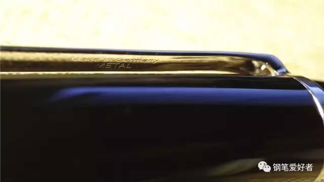 每一個鋼筆愛好者都繞不過去的萬寶龍P146鋼筆評測 - 每日頭條
