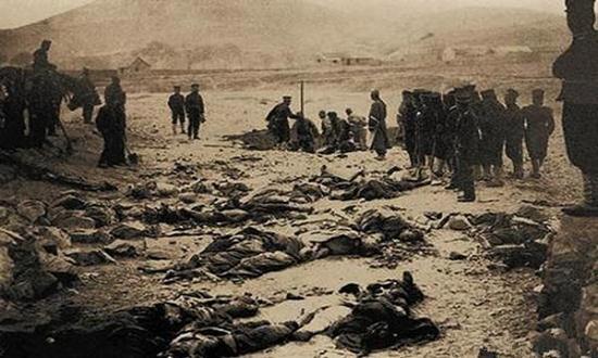 日本侵華最殘忍的一次屠殺,比南京大屠殺殘忍十倍 - 每日頭條