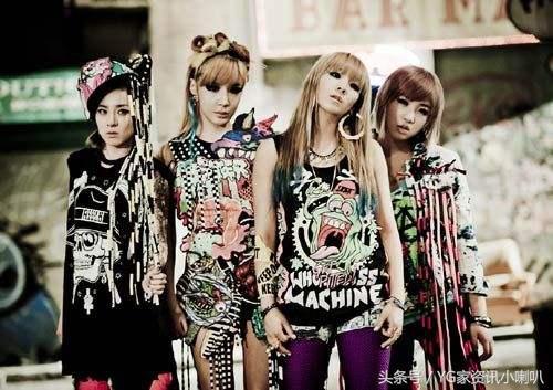 為何如今韓流各家新生代女團還在重複二代女團的格局? - 每日頭條