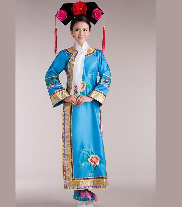 解讀清朝服飾 - 每日頭條
