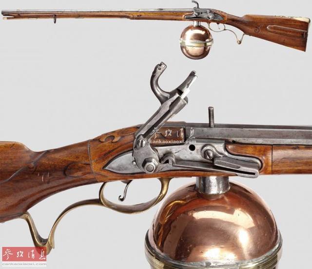 英國送給乾隆什麼先進步槍?清軍裝備這槍鴉片戰爭只能死得更快 - 每日頭條