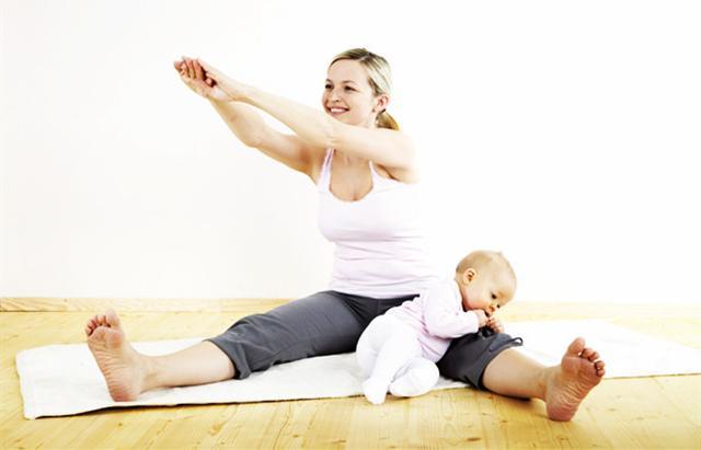 新媽媽何時適宜開始產後運動 - 每日頭條