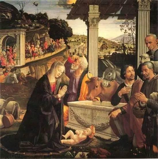 10幅世界名畫告訴你耶穌是誰 - 每日頭條
