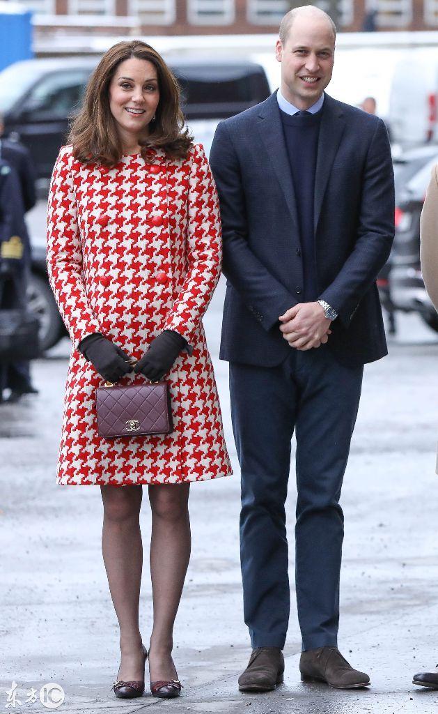 劍橋公爵和夫人與維多利亞公主,一起抵達了卡羅林斯卡學院 - 每日頭條