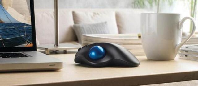 設計從業人員的福音來了,選取筆刷,仿製功能,羅技軌跡球滑鼠 - 每日頭條