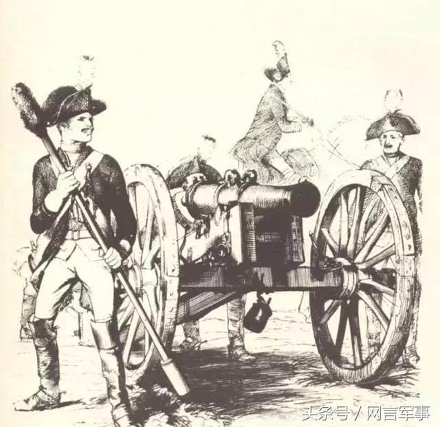 18世紀普魯士軍隊打得過八旗軍嗎?如果用鳥銃就兇多吉少 - 每日頭條