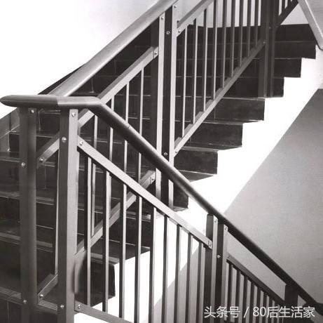 局部設計—樓梯—樓梯欄桿 - 每日頭條