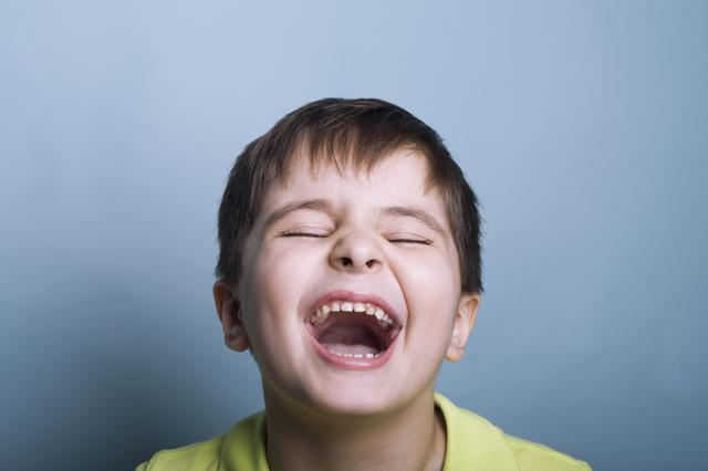 「和老外說英語」英文里的「大笑」「嘲笑」「傻笑」怎麼說? - 每日頭條