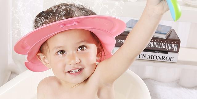 洗頭帽對寶寶有多重要,新手媽媽了解嗎? - 每日頭條
