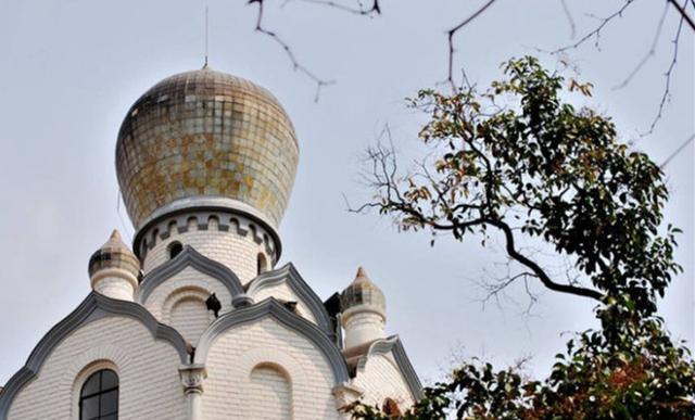 走讀上海——皋蘭路16號東正教聖尼古拉斯教堂 - 每日頭條