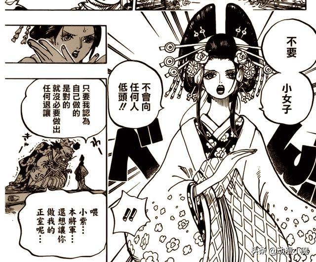 海賊王:小紫剛死,日和就出現了,她倆還真有可能是同一人 - 每日頭條