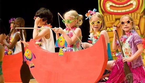 咘嚕戲劇教育分享:為什麼要讓孩子學習「兒童戲劇表演」 - 每日頭條