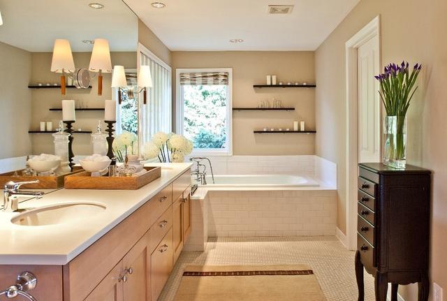 20款實用衛浴收納設計 秒變家居達人 - 每日頭條