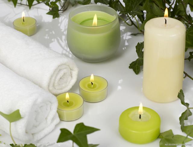 原來家裡點一直蠟燭有這麼多好處 - 每日頭條
