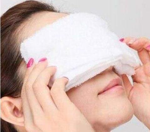 熱敷眼睛輔助治眼病 - 每日頭條