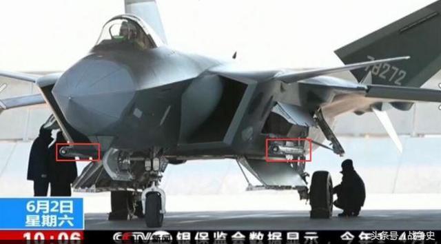 中國殲20彈倉裝彈細節被曝光,設計精妙遠超美國頂級隱形戰機 - 每日頭條