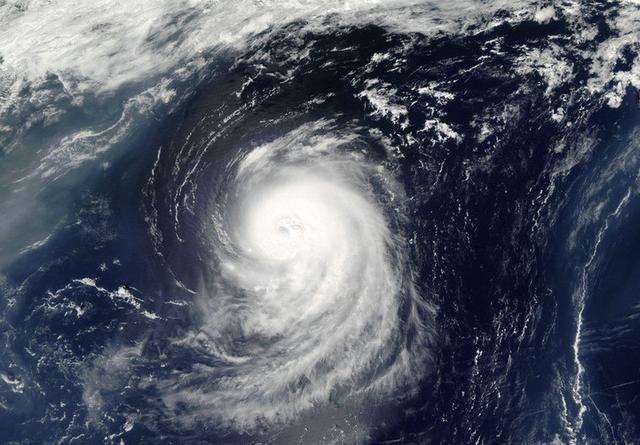 「撩過」多地的17級颱風山竹是怎樣的級別? - 每日頭條