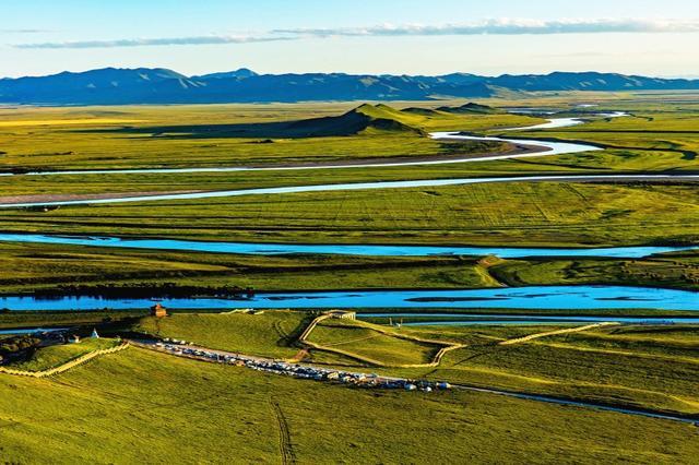 風景圖集:九曲黃河第一灣 - 每日頭條