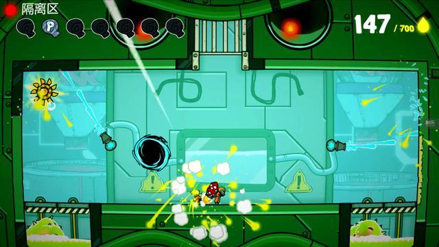 跑酷!噴射!「雷曼」關卡設計師新作《噴射俠》在Steam上架 - 每日頭條