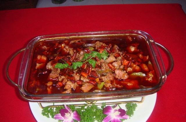 滿漢全席中為何沒有第一菜系——川菜 - 每日頭條