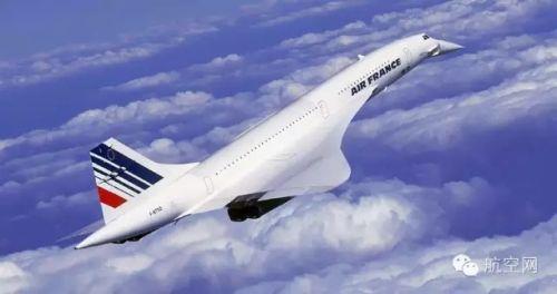 最快的民航客機:協和式超音速客機 - 每日頭條