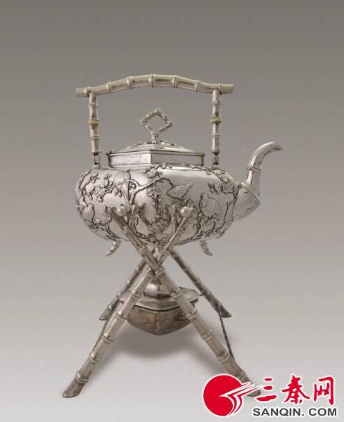 86件白銀時代外銷銀器將在耀州窯博物館展出 - 每日頭條