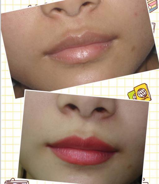 初學紋繡基本常識之什麼是紋唇術 - 每日頭條