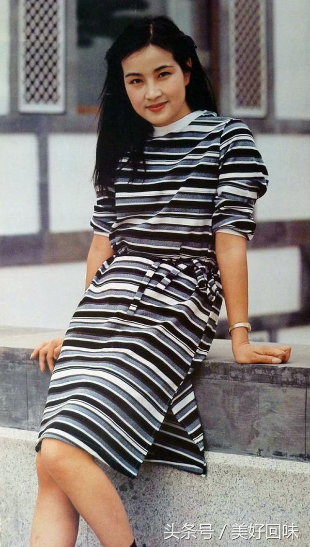 氣質超群的八十年代女影星 劉曉慶 龔雪 張瑜 張金玲 方舒 - 每日頭條
