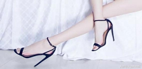 穿上高跟鞋,輕鬆擁有S型身材,展現女人優雅美 - 每日頭條