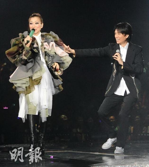 黃子華助陣鄭秀文演唱會 搞笑稱許志安的兒子『許勝不許敗』 - 每日頭條