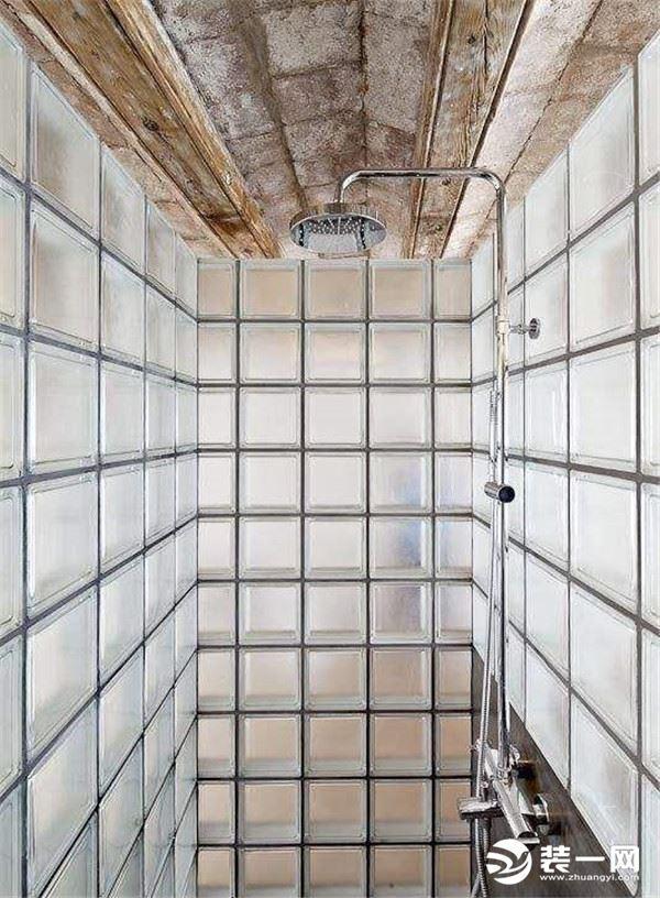 綿陽裝修網:剔透純凈質感 玻璃磚牆裝修效果圖 - 每日頭條