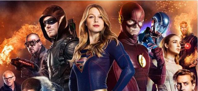 美劇DC系列到底有多強 超越正義聯盟 最新劇集順序 - 每日頭條