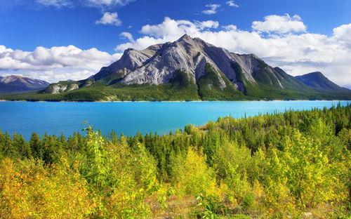 加拿大旅遊最佳季節 - 每日頭條