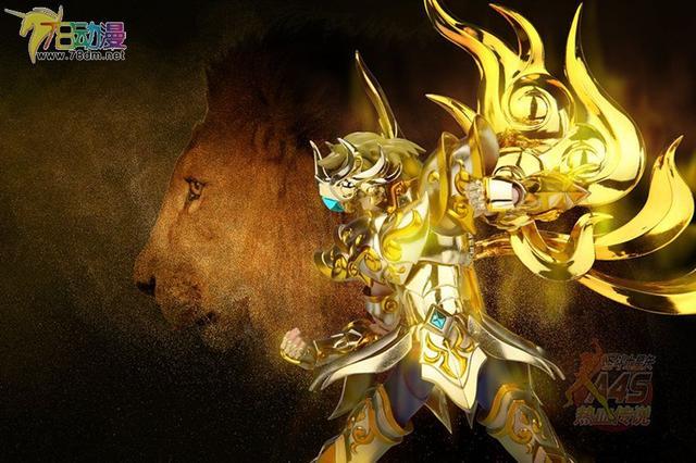 聖衣神話EX黃金魂之1—獅子座艾歐里亞測評 - 每日頭條