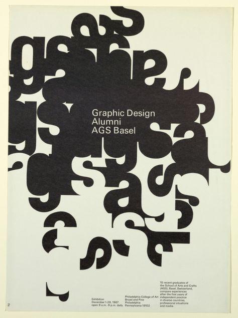 30張字體海報排版設計 - 每日頭條