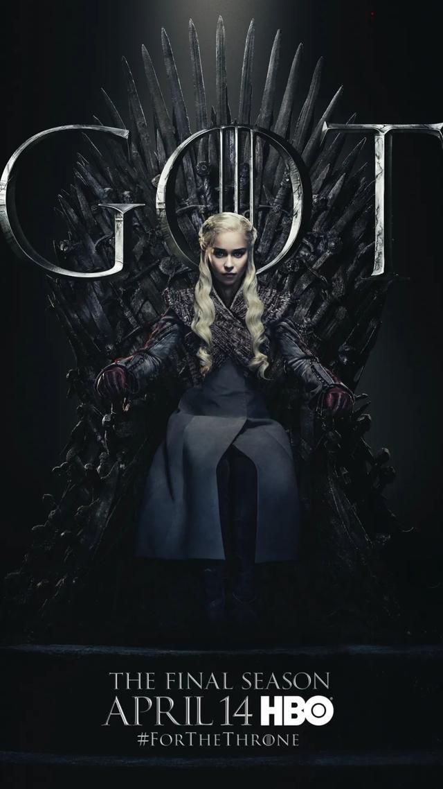 HBO超熱劇《權力的遊戲》第8季1080P資源下載 - 每日頭條