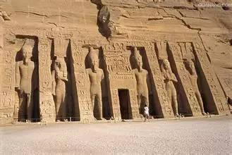 千年前埃及「第一夫人」和拉美西斯二世的真實愛情 - 每日頭條
