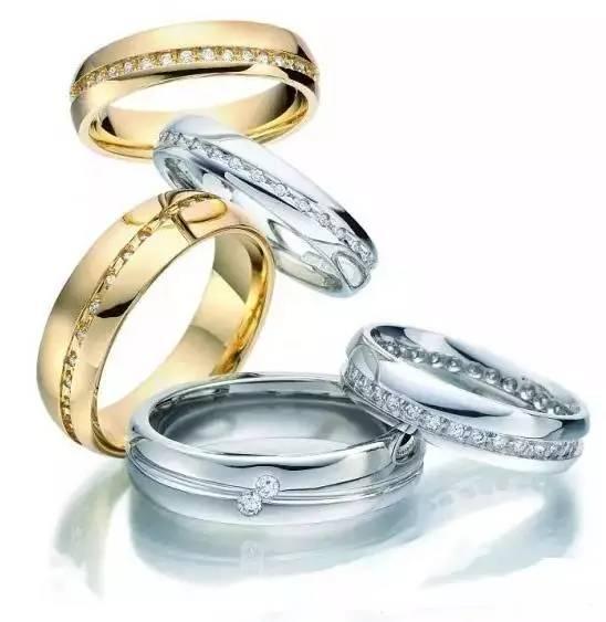 白金和黃金哪個好?戒指買黃金還是白金 - 每日頭條