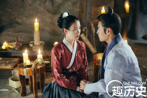 《步步驚心:麗》第17集劇情介紹 王昭登基 - 每日頭條