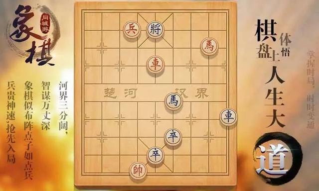 中國象棋開局技巧之破局要看三步進一步 - 每日頭條