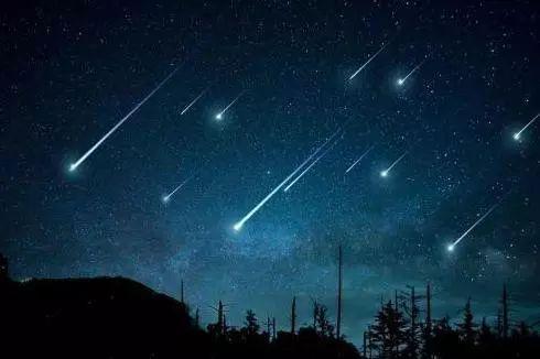 「趣科普」2019年天宇將「下」多場美麗且浪漫的流星雨 - 每日頭條