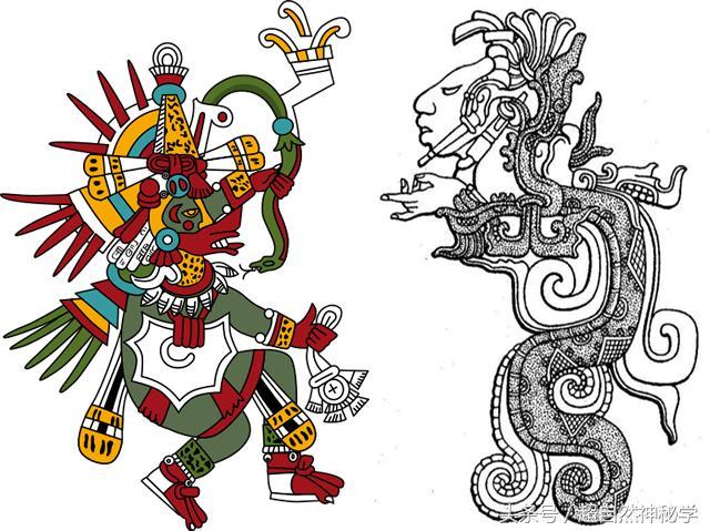 扒一扒遠古阿努納奇人:一個神秘的爬行類種族 - 每日頭條