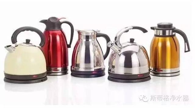 電熱水壺的錳中毒是什麼? - 每日頭條