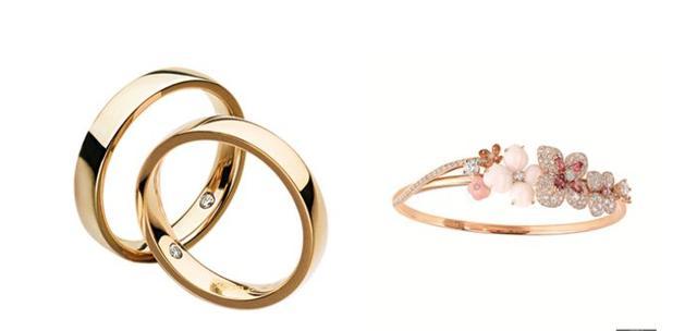 買得起的明星婚戒——明星結婚戒指都是什麼牌子 - 每日頭條