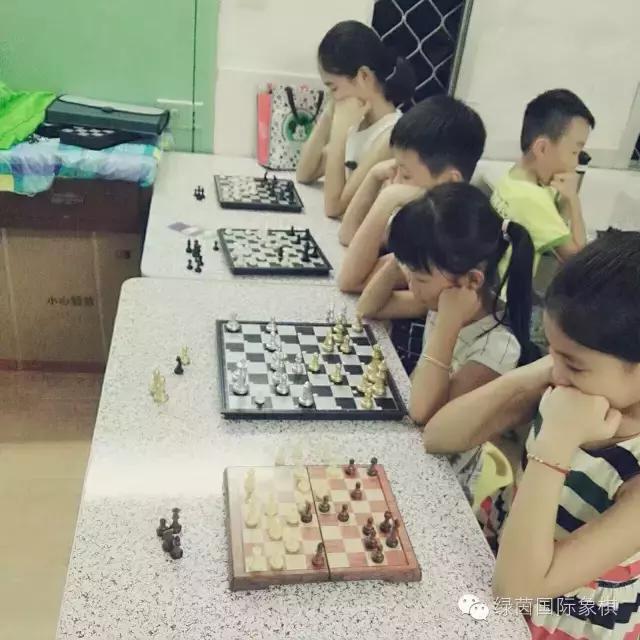 西洋棋對孩子的好處 - 每日頭條