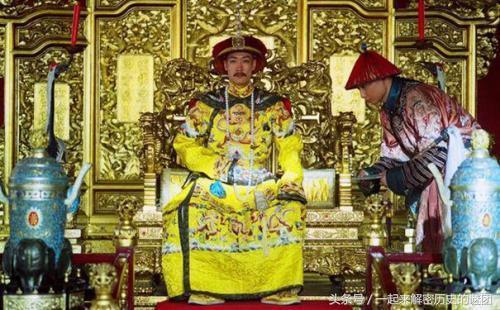 乾隆為何把皇位傳給嘉慶皇帝永琰?皇十七子永璘生活最精彩 - 每日頭條